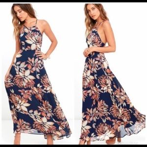 Lulu's formal maxi dress